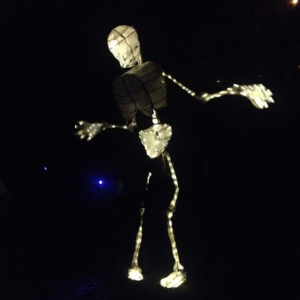 From a Halloween Puppet Festival